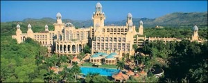 Palace of the Lost City Hotel, Sun City, South Africa