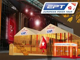 Robbery at EPT Berlin