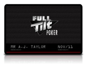 Full Tilt Black Card