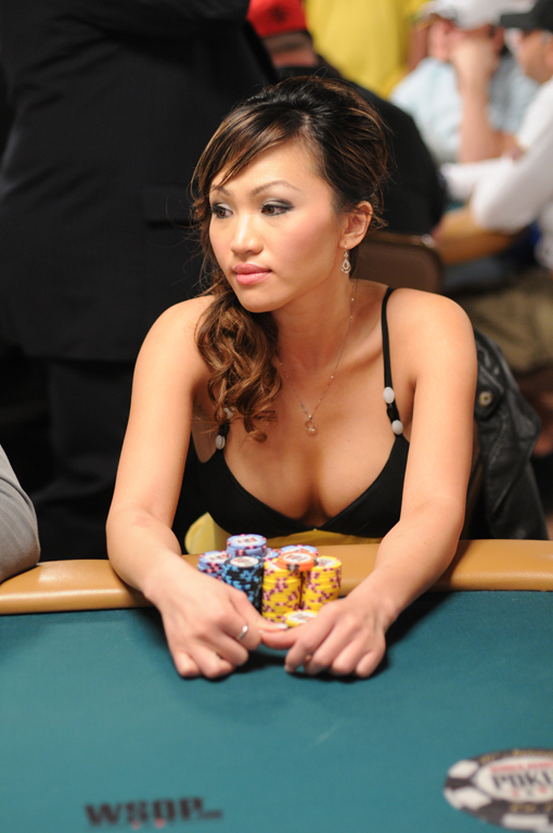 Asian Poker Ladies