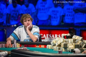 2013 World Series of Poker $10K Main Event Final Table