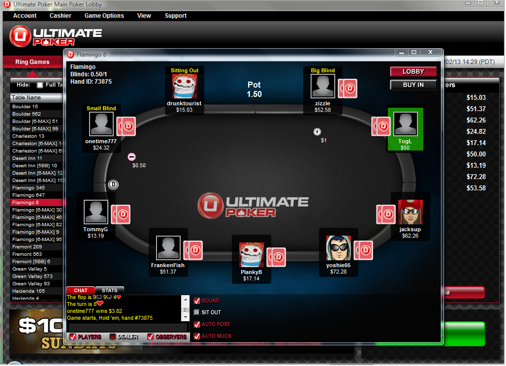 Ultimate Poker Review