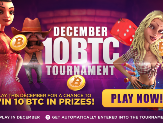 mBit December Slot Tournament