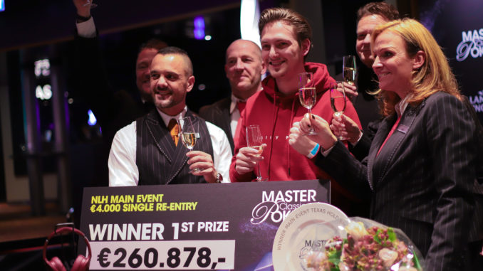 Paque Wins 2019 Main Event Of Master Classics Of Poker