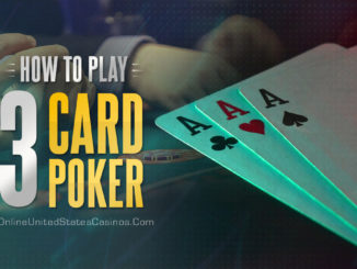How to Play 3 Card Poker OUSC