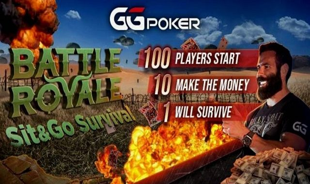 GGPoker Is Set to Reveal a New and Unique Battle Royale: Sit & Go Survival Game