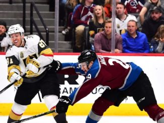 avalanche golden knights