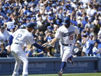 Los Angeles Dodgers at Washington Nationals Betting Preview
