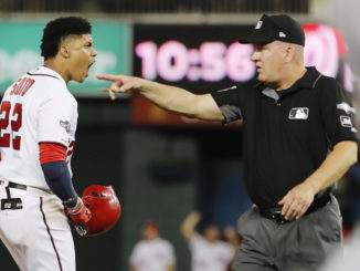 Chicago Cubs at Washington Nationals Betting Preview