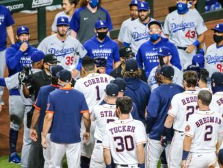 Houston Astros vs Los Angeles Dodgers Betting Preview